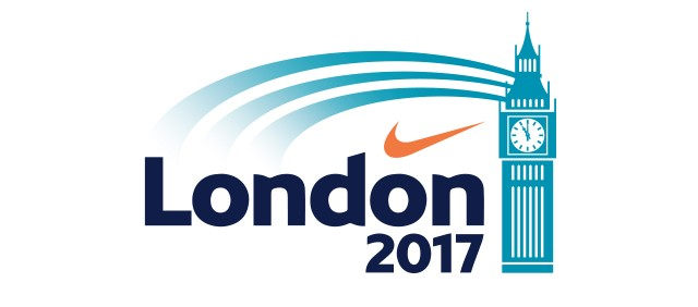 Nike London Logo in Color